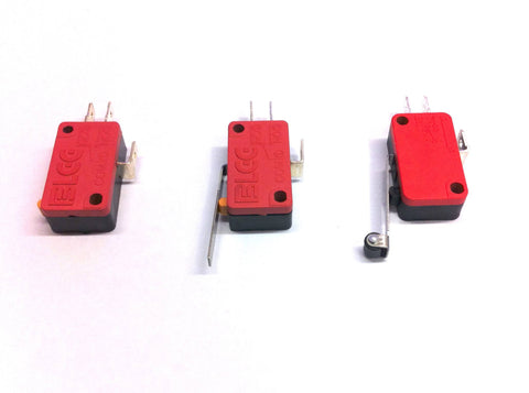 CNC / 3D Printer Limit Switches