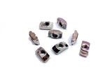 System 40 M8 Tee Nuts - 10 Packs