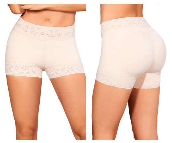 Moldeate 3020 Thigh Slimmers Color Beige