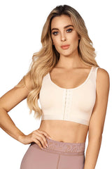 Moldeate 4003 Sport Posture Correcting Post Surgical Top Color Beige