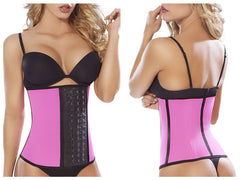 Moldeate 8031 Workout Waist Cincher Color Fuchsia