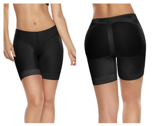 TrueShapers 1210 Butt Shaper Wonder Short Color Black