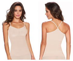 TrueShapers 1355 Slimming Firm Control Tank Color Beige