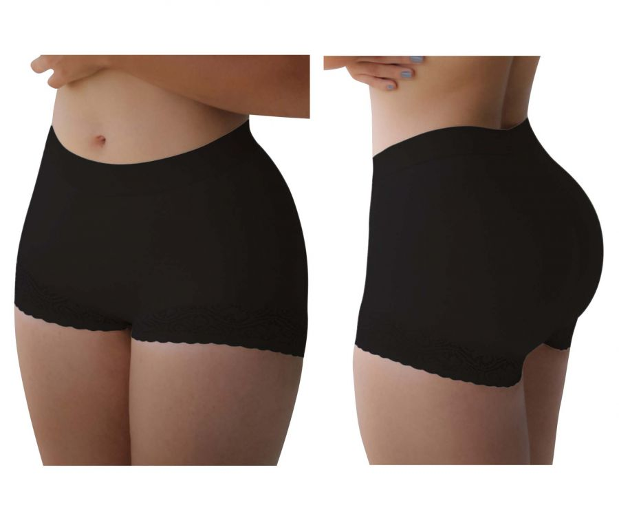 Vedette 5092 Butt Lifter Shaper Short Color Black