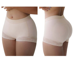 Vedette 5092 Butt Lifter Shaper Short Color Nude - Control Panties - 365Me Shapewear