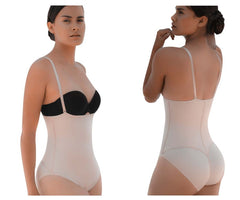 Vedette 5108 Strapless Body Shaper Butt Lifter Color Nude