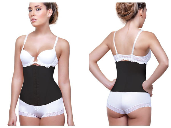 Vedette 901 Clarette Waist Cincher Girdle Color Black