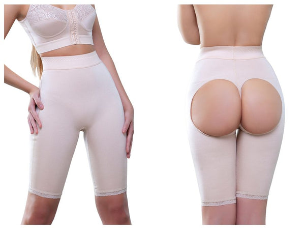 Vedette 911 Amie High Waist Panty Buttock Enhancer  Color Nude