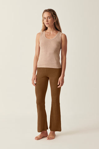 Olive Martine Flare Pant