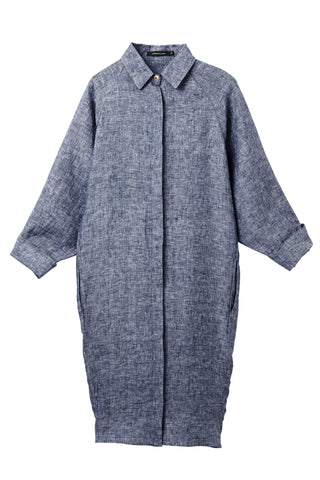 Denim Evie Shirt Dress