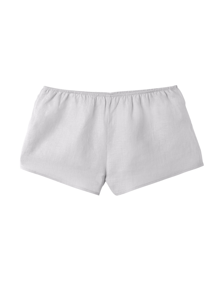Silver Raven Sleep Shorts