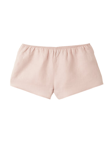 Tea Rose Raven Sleep Shorts