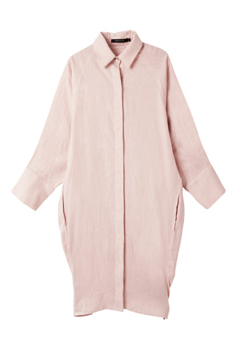 Tea Rose Evie Shirt Dress