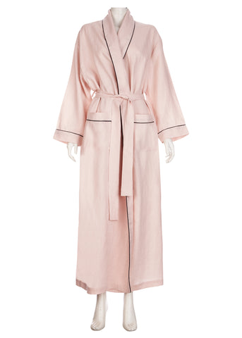 Tea Rose Valentine Robe