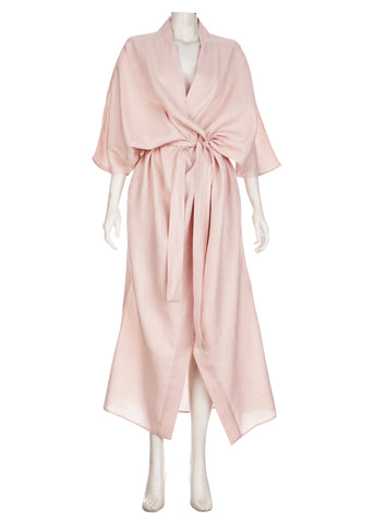 Tea Rose Evie Kimono Robe - New colour