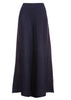 Navy Raven Wide Leg Pants