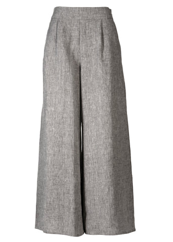 Fog Raven Wide Leg Pants