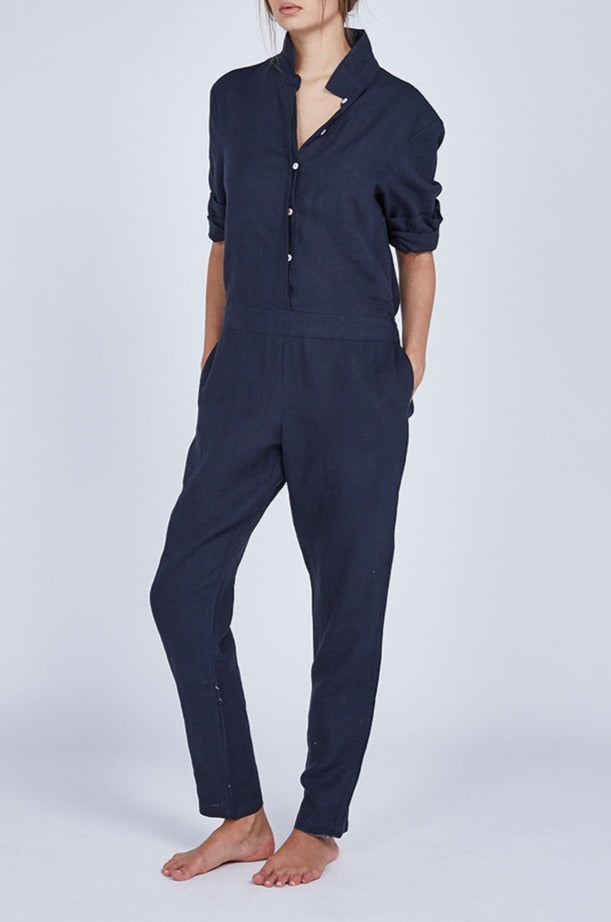 Navy Raven Urban Jumpsuit