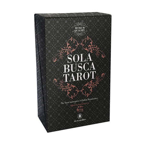 The Sola Busca Tarot Deck