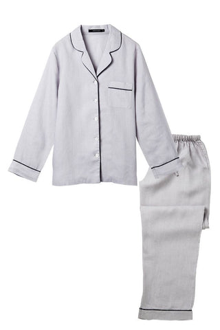 Silver Valentine Shirt w/ Long Pants Set