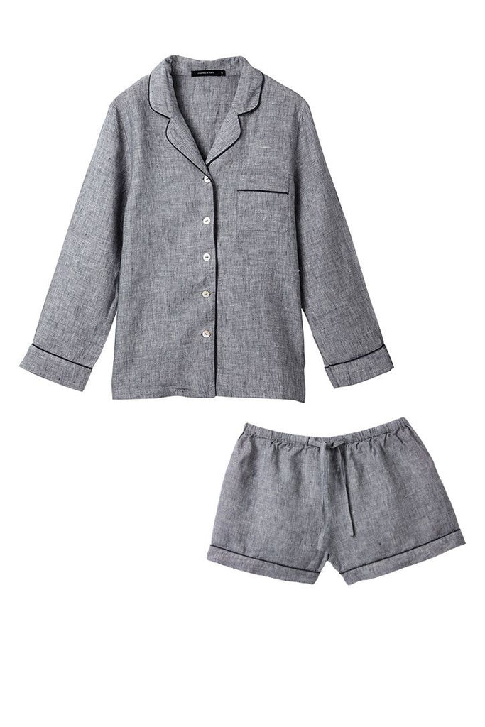 Fog Valentine Shirt w/ Shorts Set