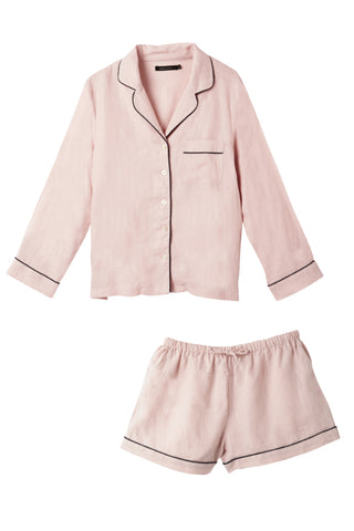 Tea Rose Valentine Shirt w/ Shorts Set