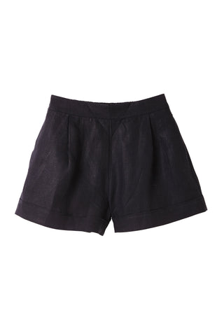 Black Raven Tailored Shorts