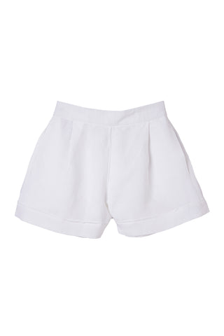 Snow Raven Tailored Shorts