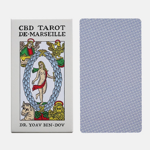 The CBD Tarot De Marseille
