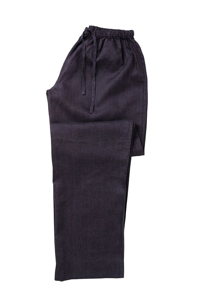 Charcoal Evie Long Pants