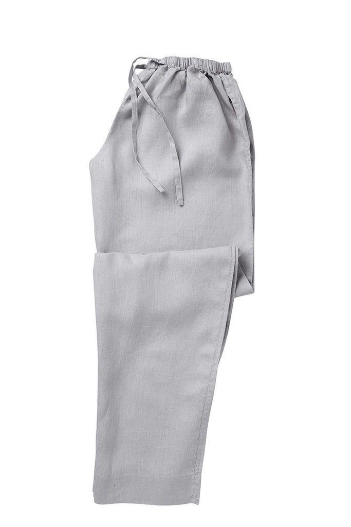 Silver Evie Long Pants