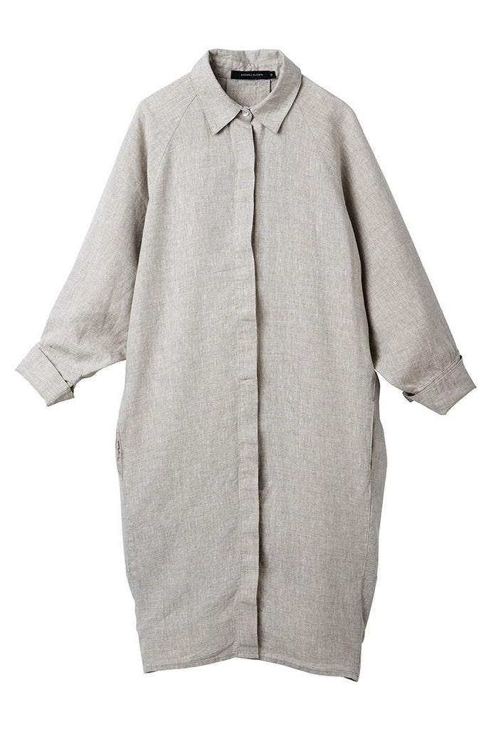 Husk Evie Shirt Dress