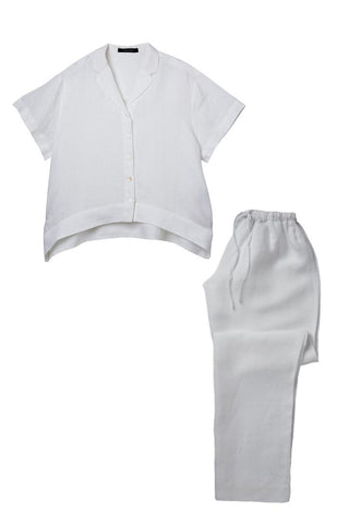 Snow Evie shirt w/ Long Pants Set