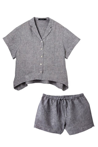 Fog Evie Shirt w/ Shorts Set