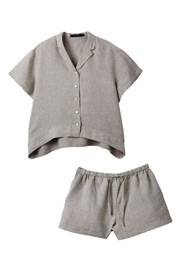 Husk Evie Shirt w/ Shorts Set