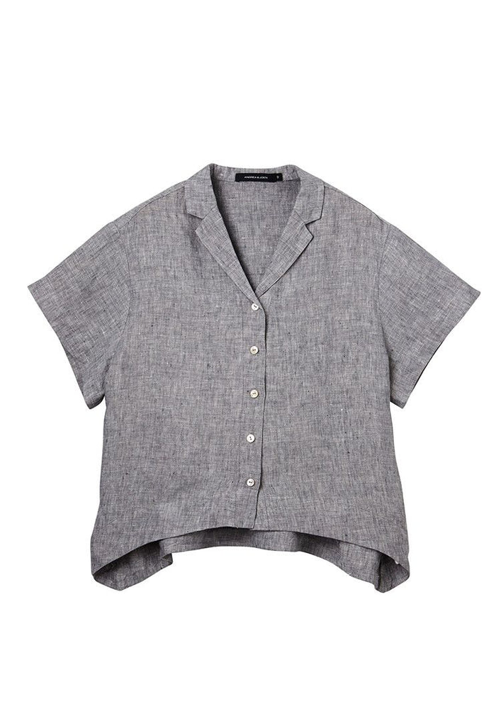 Fog Evie Short Sleeve Shirt