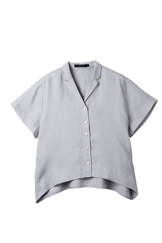 Silver Evie Short Sleeve Shirt