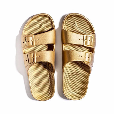 Freedom Moses Sandals - Goldie