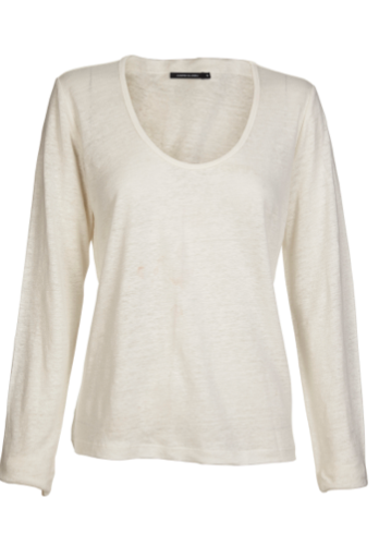 Lily Harlow Long Sleeve Scoop Neck