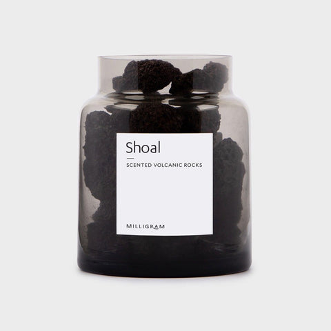 Shoal - Scented Volcanic Rock Set