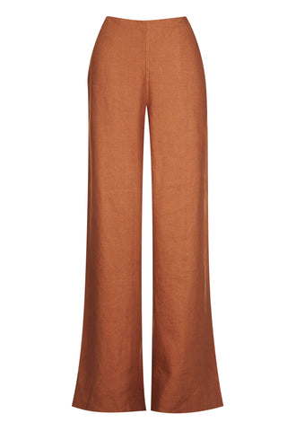 Tobacco Ebony Trouser