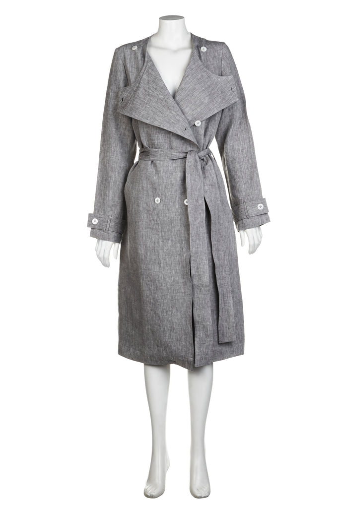 Fog Raven Weekend Coat