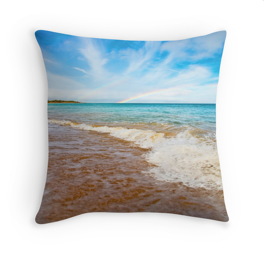 Baldwin Beach Break Pillow