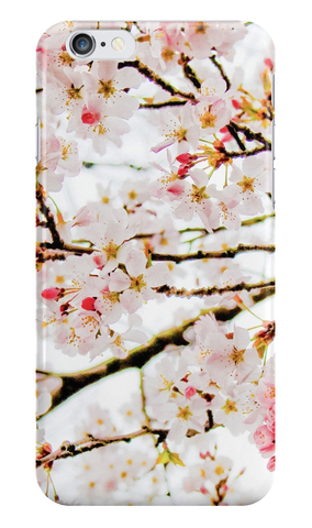 Cherry Blossoms iPhone Case