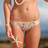 Sea Shells & Sand Bikini Bottoms