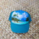Tahiti Dream Island Hat
