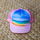 Child Double Rainbow Hat