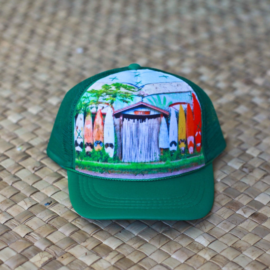 Paia Surf Fence Hat