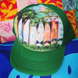 Child Rustic Surf Fence Hat