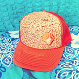 Solo Sunrise Shell Hat